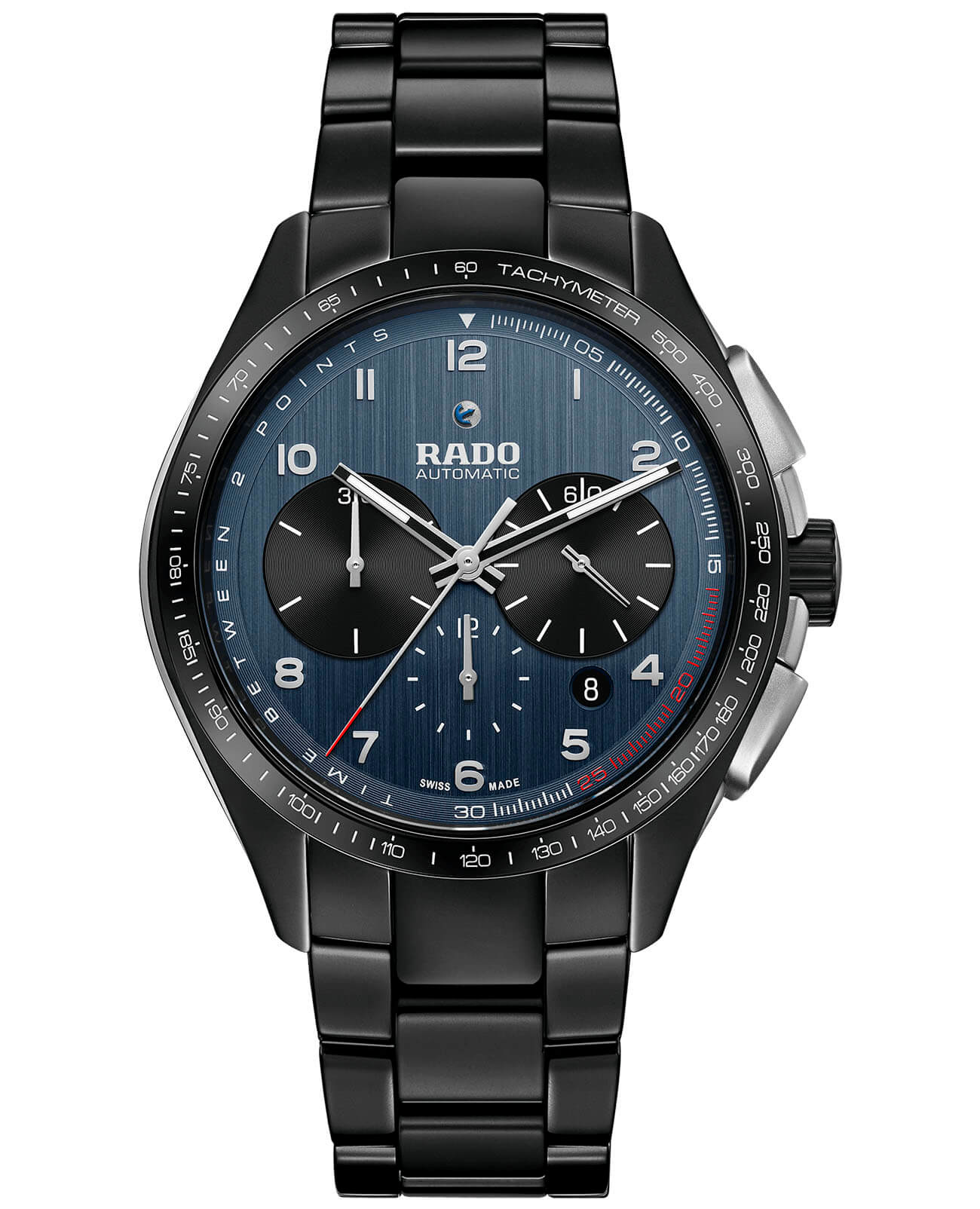 Часы Rado Hyperchrome Match Point Automatic Chronograph R32525202